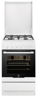 Газовая плита с газовой духовкой Electrolux EKG 951106 W