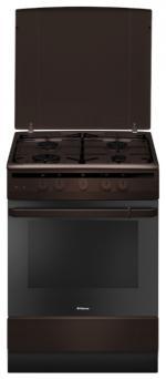 Газовая плита Hansa FCGB61001 (коричневая)